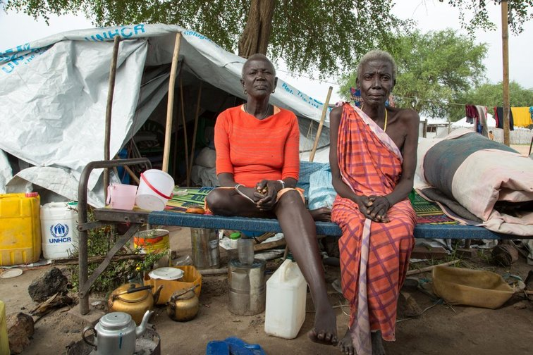 Refugees in Southsudan