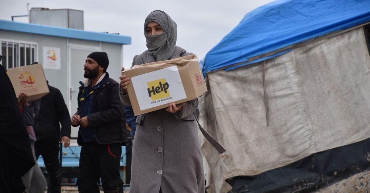 Spendenkonto Syrien
