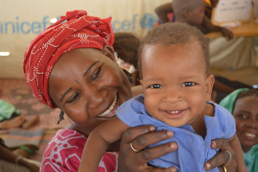 Help promotes child health in Niger