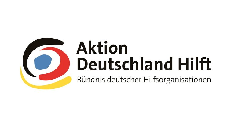 Help is a member of Aktion Deutschland Hilft