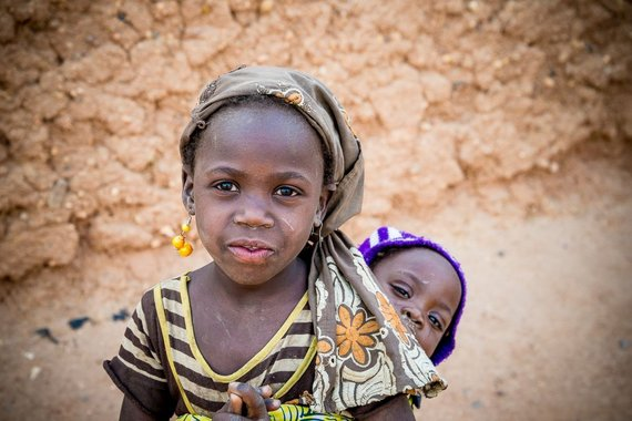 Promote hygiene in Niger