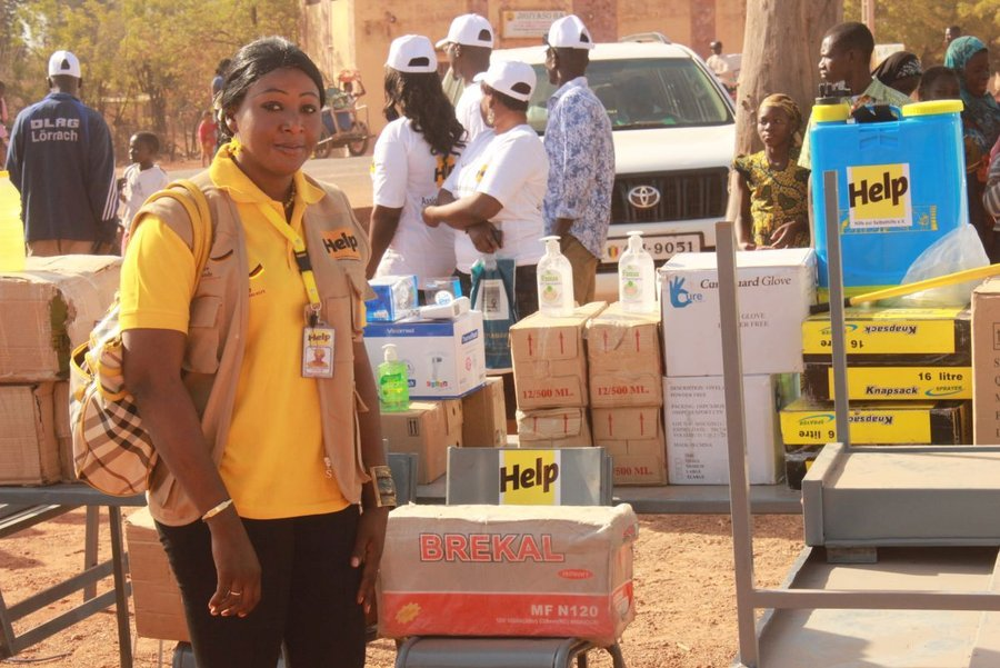 Fight Ebola with health care projects in Mali