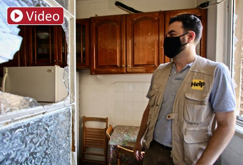 Spenden Libanon: Video
