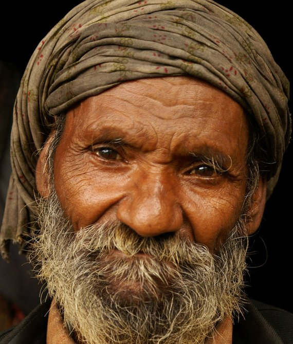 Pakistan: old man
