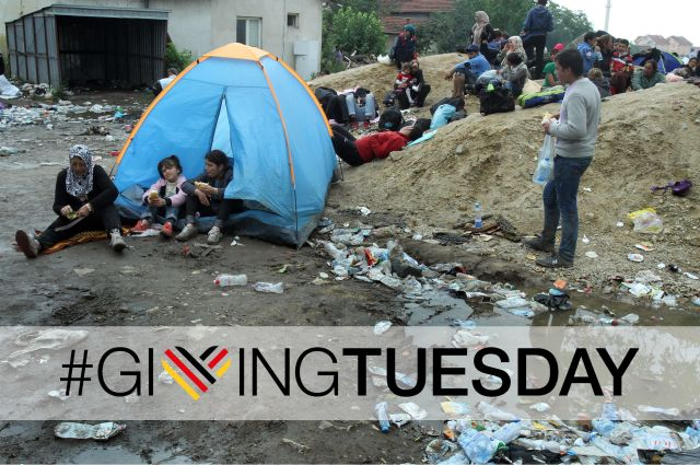 Help - Hilfe zur Selbsthilfe: Giving Tuesday