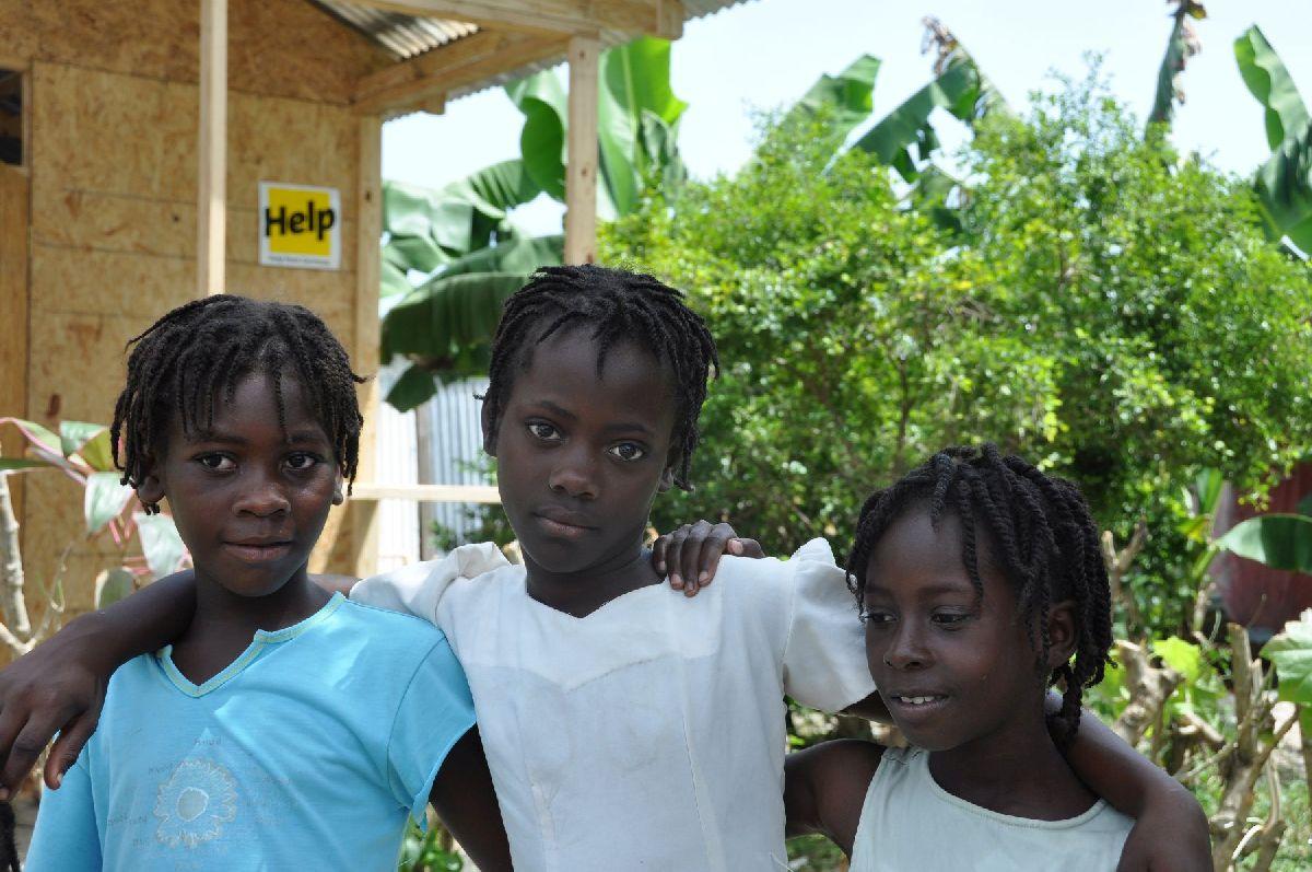 haiti help haitian need living support toiletries distribute hurricane seeds matthew country children reconstruction